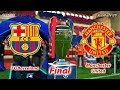 PES 2019   Barcelona vs Manchester United   Final UEFA Champions League   Gameplay PC