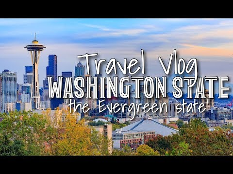 Travel Vlog | WASHINGTON STATE
