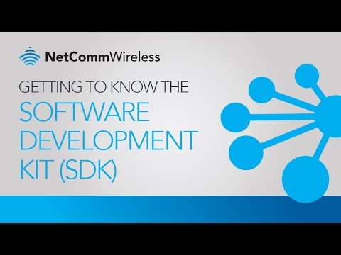 Getting to Know the Software Development Kit (SDK)