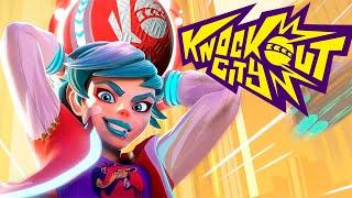 Knockout City ► ТРОЙНОЙ КООП-СТРИМ