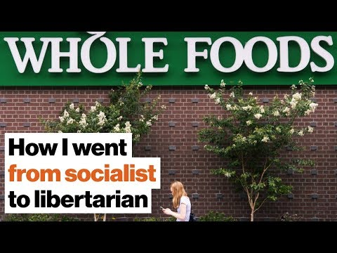 Whole Foods CEO John Mackey on ending poverty, being libertarian, and more (full video)