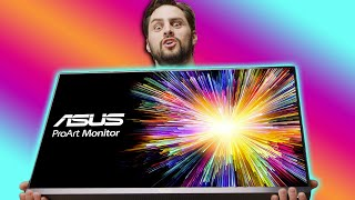 This $4,000 Monitor is THICC - ASUS PA32UCX
