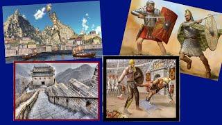 Reise durch die Weltgeschichte 200-0v.Chr (Doku Hörbuch)