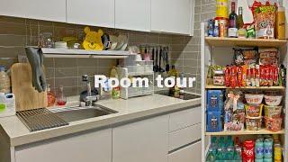 ENG)집 안에 편의점이 있는 1.5룸 자취방 룸투어 …