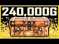 240,000+ Gold From ONE CHEST! - Kingdom Come Deliverance