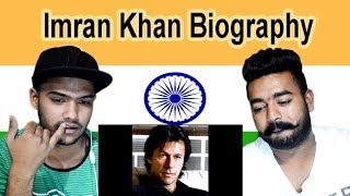 Indian reaction on Imran Khan Biography | Swaggy d