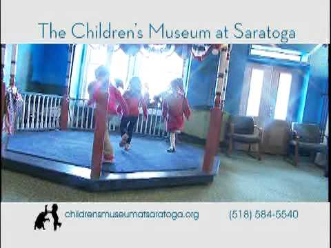 The Children's Museum at Saratoga Time Warner TV Commercial
