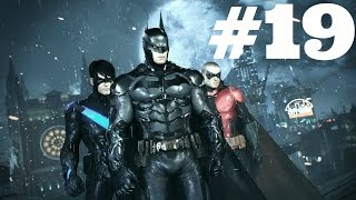 Batman Arkham Knight [PS4] Walkthrough Part 19 No Commentary Full HD 1080P