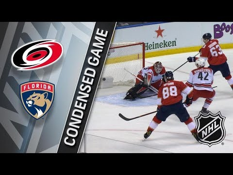 Carolina Hurricanes vs Florida Panthers apr 2, 2018 HIGHLIGHTS HD