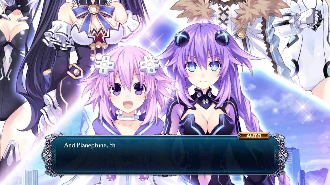 Cyberdimension Neptunia: 4 Goddesses Online - The 4 ...