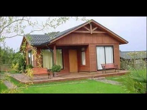 Dise os de casas de campo de una planta youtube for Casas una planta