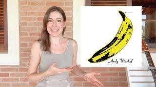 """O disco que MUDOU A HISTÓRIA DO ROCK! """"Velvet Underground & Nico"""" – por Lara Aufranc"""