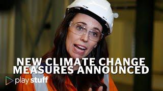 Climate change: Jacinda Ardern announces a clean car standard for New Zealand   Stuff.co.nz