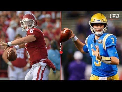 NFL mock draft: Jets are taking a quarterback