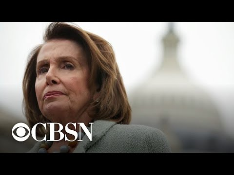 Democrats divided on impeachment talk for Trump