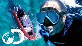 Crew Finds Exciting Evidence Of A Shipwreck In The Bahamas | Cooper's Treasure