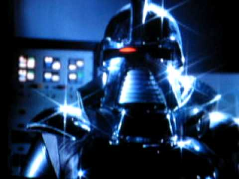 1970's Cylon - By Your Command - YouTube