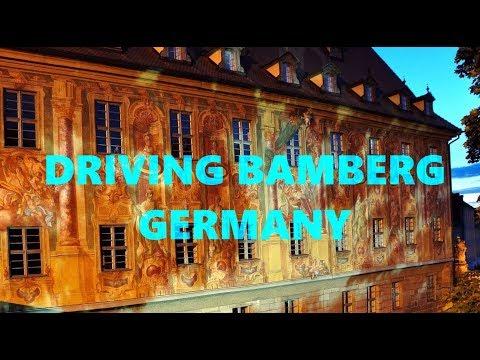 Driving Bamberg Germany