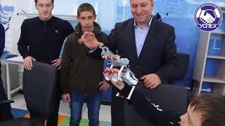 Министерство труда и социального развития РД поддерживает юные таланты