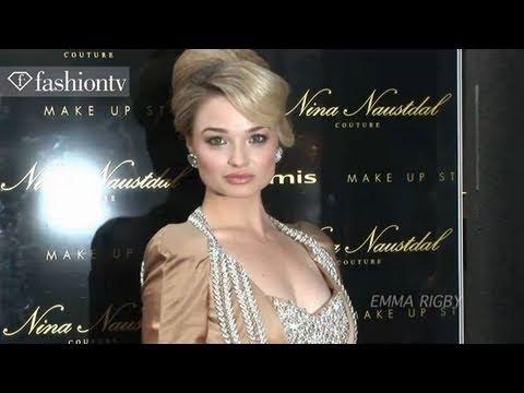 Nina Naustdal Couture - London Fashion Night | FashionTV - FTV.com