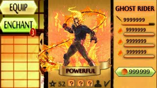 Shadow Fight 2 Ghost Rider The Man Of Fire