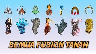 Boboiboy Fusion for Earth Element (Boboiboy Galaxy Musim 2 Fan Art) + Golem/Gargantua