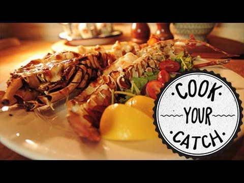 Crayfish Mornay | Cook Your Catch | ADRENO