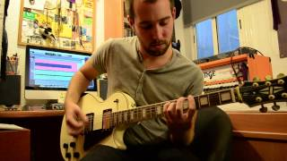 GUITAR SESSIONS: Bulls in the Bronx (Pierce the Veil cover)