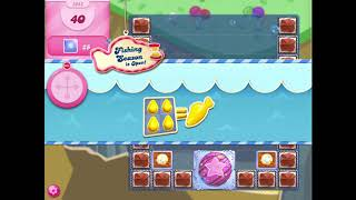 How to beat level 1042 in Candy Crush Saga!!