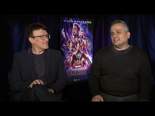 New Russo Brothers interview - Avengers: Endgame re-release - Gamora & Captain America spoilers