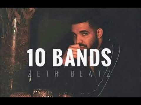 (SOLD) Drake - 10 Bands Type Beat (Prod. Zeth Beatz)