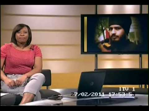 SIKH TV CEO Gagandip singh news on ITV