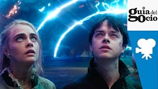 Valerian y la ciudad de los mil planetas - Teaser trailer 2