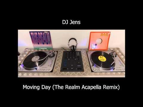 DJ Jens - Moving Day (The Realm Acapella Remix)