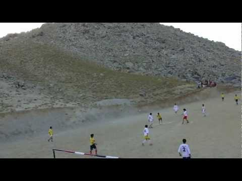 Jaghori Football 2012