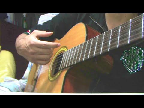 Learn to play the Flamenco Guitar Triplet (Abanico) HD