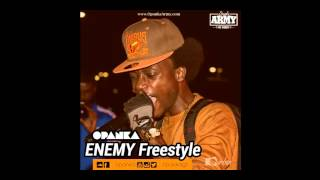 Opanka - Enemy Freestyle (Jupiter ft Sarkodie Cover)
