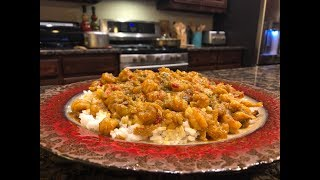Crawfish Étouffée Recipe by The Cajun Ninja