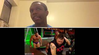 WWE Men's Money In The Bank Reaction