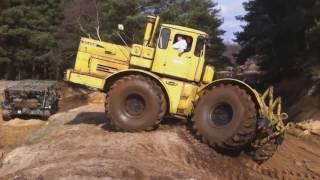 Приколы на тракторах, грузовики жгут  Ржака полная