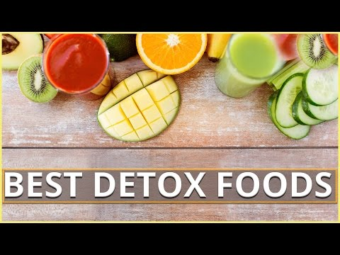 10 Best COMMON DETOX FOODS