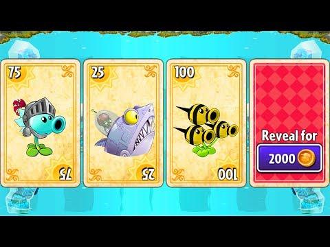 Plants vs Zombies 2 Big Wave Beach - Tiki Torch-er: Level 61-65