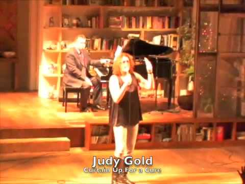Judy Gold at Curtain Up For A Cure