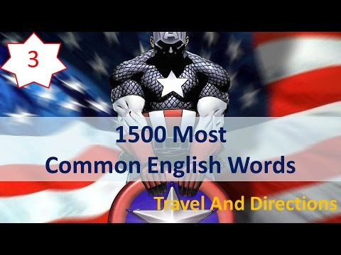1500-most-common-english-words---03:-travel-and-directions