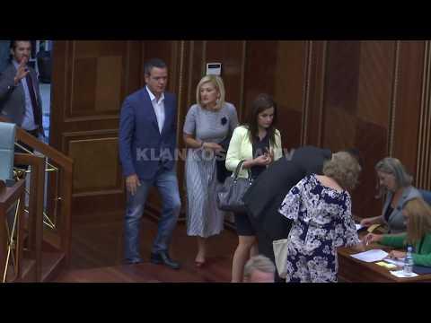 Seanca konstituive dështon sërish - 14.08.2017 - Klan Kosova