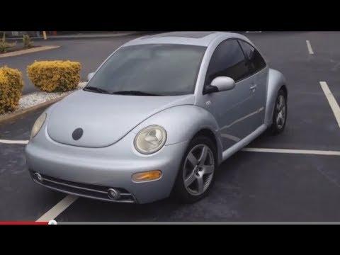2002 Volkswagen Beetle Sport 1.8T 5-spd Walkaround and Overview
