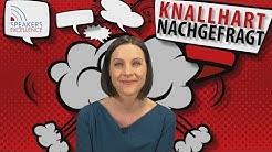 !Knallhart Nachgefragt! mit ZDF-Moderatorin Kay-Sölve Richter