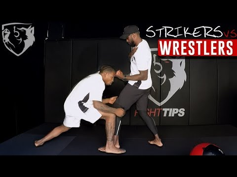 Strikers vs Wrestlers: Stop Takedowns with this Punch