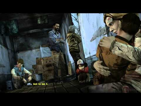 The Walking Dead Game Ep 3- Part 8 Text Commentary