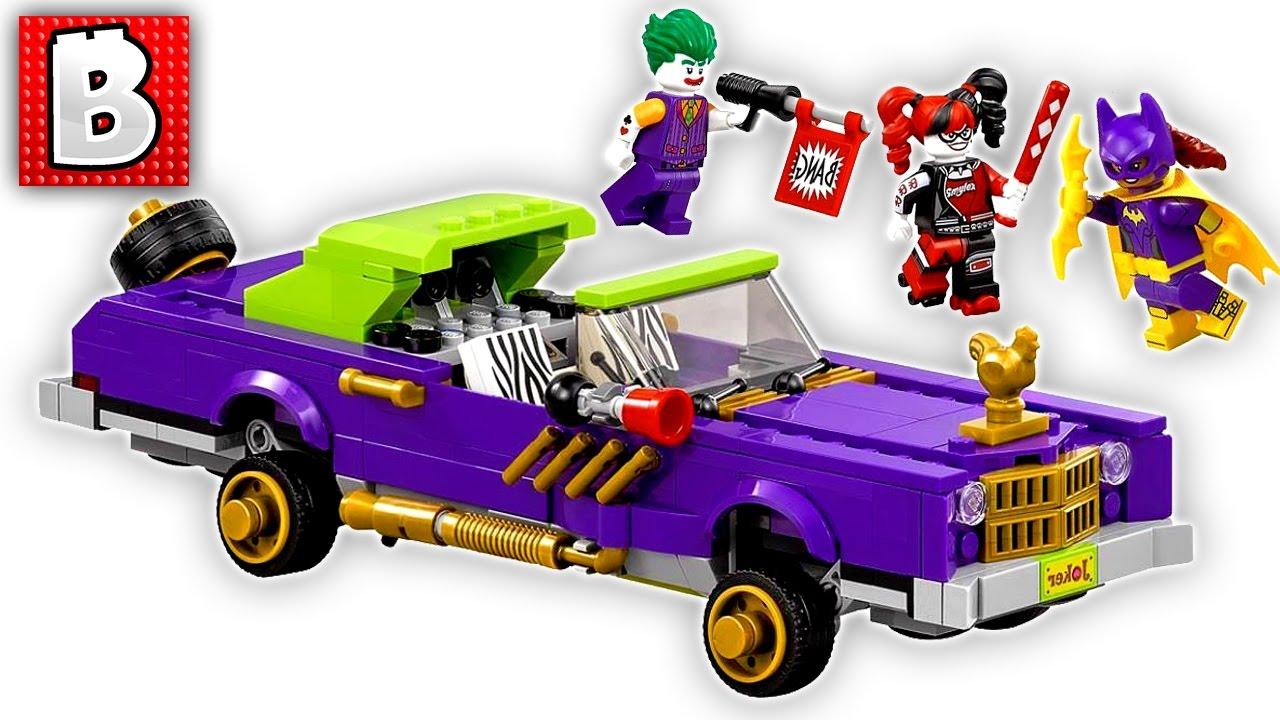 lego batman movie the joker notorious lowrider set 70906. Black Bedroom Furniture Sets. Home Design Ideas